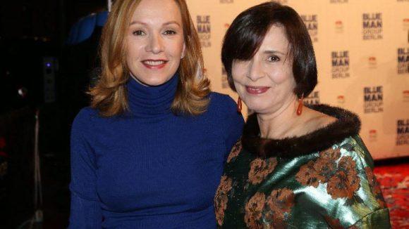 Frauen-Power: die Schauspielerinnen Katja Flint (links) und Ute Willing.