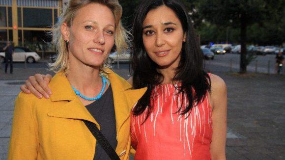 """Gehören zu den Darstellern des Films: Lana Cooper (l.) und Dorka Gryllus (""""Soul Kitchen"""")."""