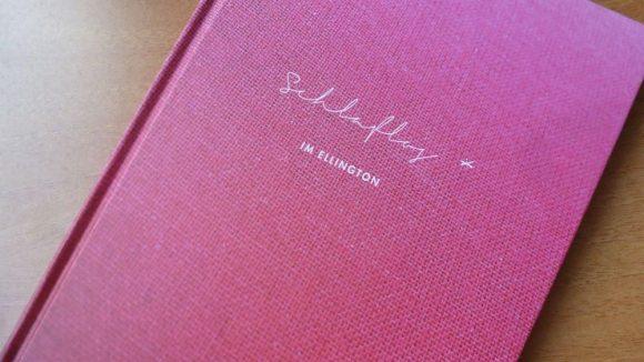 Dieser pinke Band soll nur die erste Kurzgeschichtensammlung des Hotel Ellington sein. Schon für das nächste Jahr ist ein Nachfolger geplant. Die Hälfte des Erlöses kommt der Berliner Tafel zugute.