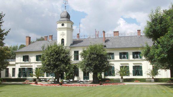 Schloss Britz.