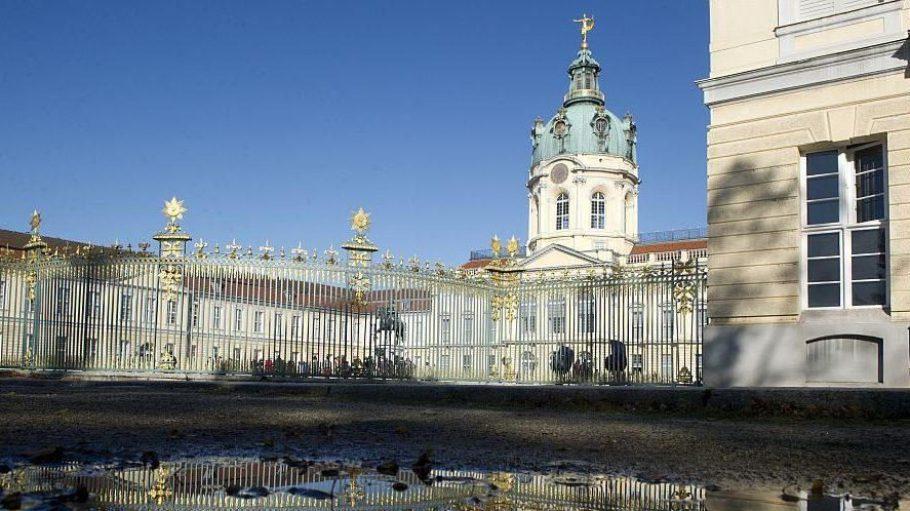 Das Schloss Charlottenburg blickt auf eine wechselvolle Geschichte zurück.