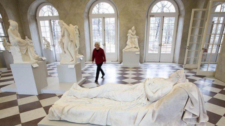 Zu Gast bei Luise. Der Neue Flügel im Schloss Charlottenburg kann wieder besichtigt werden.