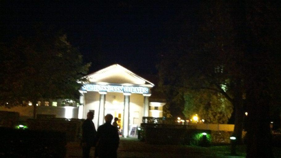 Unsere Leserreporterin war im Schlosspark Theater zu Besuch.