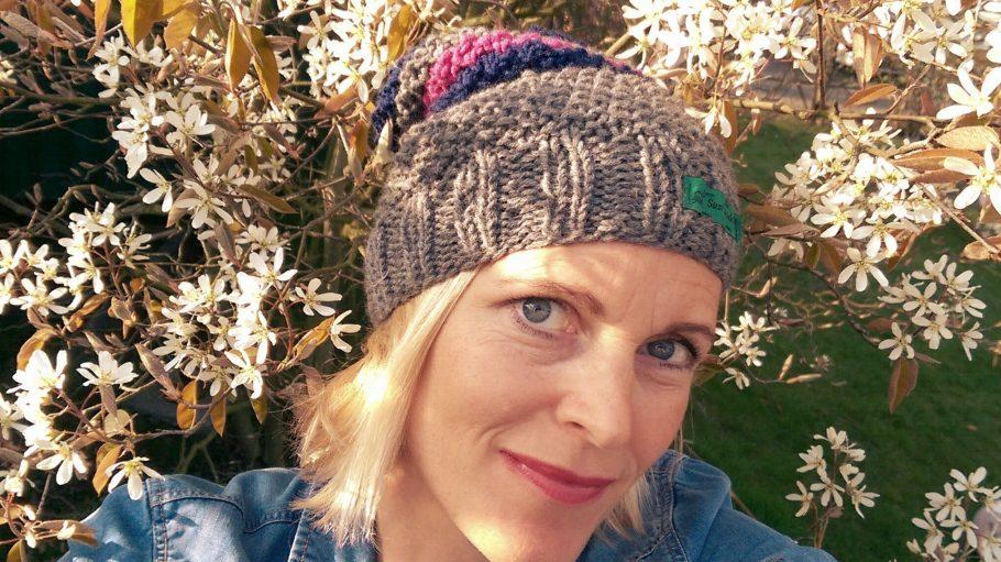 Unser Fragebogen-Selfie von Judith Pinnow.