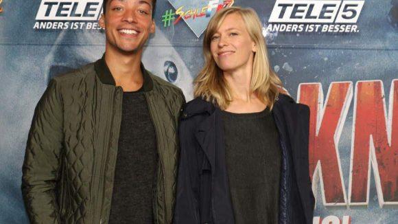 Aurel Mertz und Kirsten Warnke sind neu bei Tele 5.