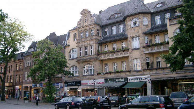 Schöne Häuser, schöne Geschäfte: Einkaufen in Zehlendorf