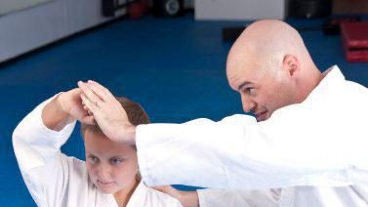 Spaß mit Karate: Die Sportart eignet sich auch für Kinder