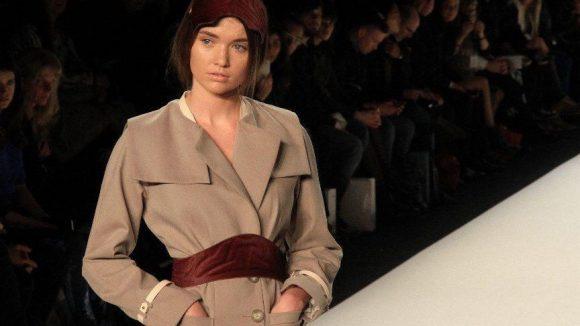 Tolles Debüt: Die Österreicherin Marina Hoermanseder hat mit ihrer Kollektion aber schon die Aufmerksamkeit von Lady Gaga auf sich gezogen.