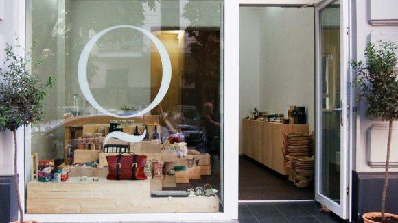 In der Senefelderstraße gibt es einen neue Laden ...