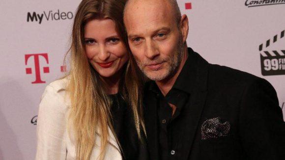 Zu den Gästen zählte Simon Licht (Tatort - Gegen den Kopf) mit seiner Freundin Theresa Krentzlin.