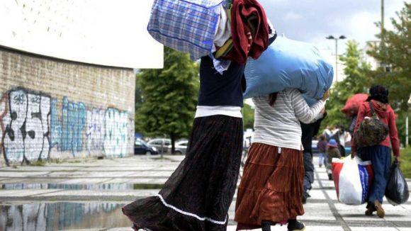Südosteuropäische Sinti und Roma suchen seit Jahrzehnten eine dauerhafte Bleibe in Berlin.
