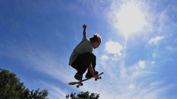 Mehr Platz für Skater? In Hellersdorf dürfen nun Jugendliche und junge Menschen bis 25 Vorschläge zur Gestaltung ihrer Umwelt einreichen.