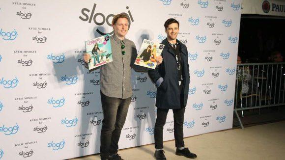 Apropos Schwung: Das britische DJ Duo Blonde sorgte für die Musik des Abends.