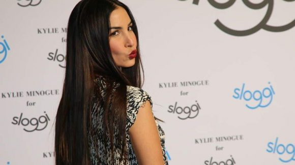 Model und Faßballer-Freundin Sila Sahin darf momentan gefühlt auf keinem Berliner Promi-Event fehlen.