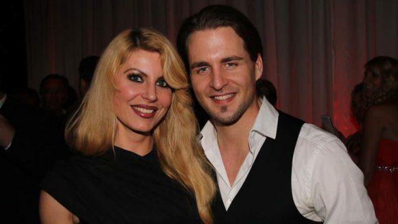 ... und Sängerin Maira Rothe mit DSDS-Gewinner Alexander Klaws.