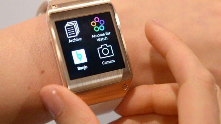 Eines der Highlights: die neue Samsung Galaxy Gear Smartwatch.
