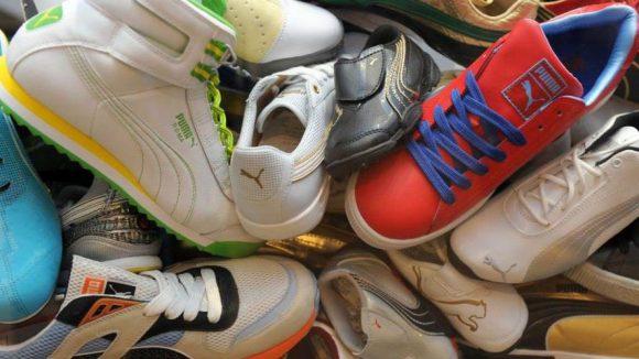 Sneaker in Hülle und Fülle: Bald auch in der zweiten KICKZ-Filiale auf der Torstraßezu haben.