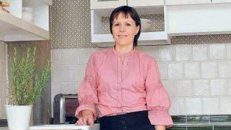 Hier werden mal Promis kochen: Club-Managerin Stefanie Mason in einer der neuen Apartment-Küchen im Soho House.