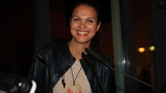 Moderatorin des Arte-Abends war Isabelle Giordano.