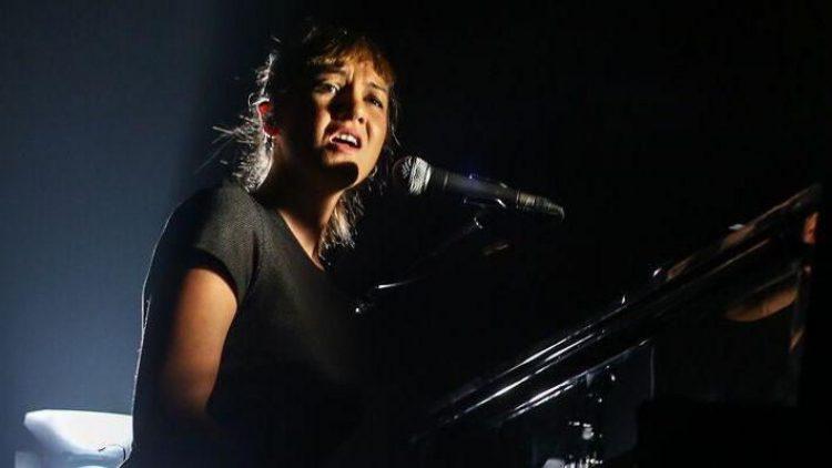 """Der Auftritt von Sophie Hunger gehörte zu den Highlights des neuen Festivals """"Pop-Kultur"""" auf dem Berghain-Gelände."""
