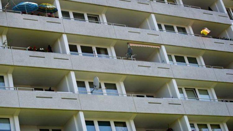 In Berlin stehen viele Sozialwohnungen leer.