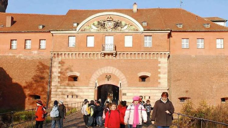 Zieht jährlich auch als Open Air-Veranstaltungsort zahlreiche Besucher an: die Zitadelle Spandau