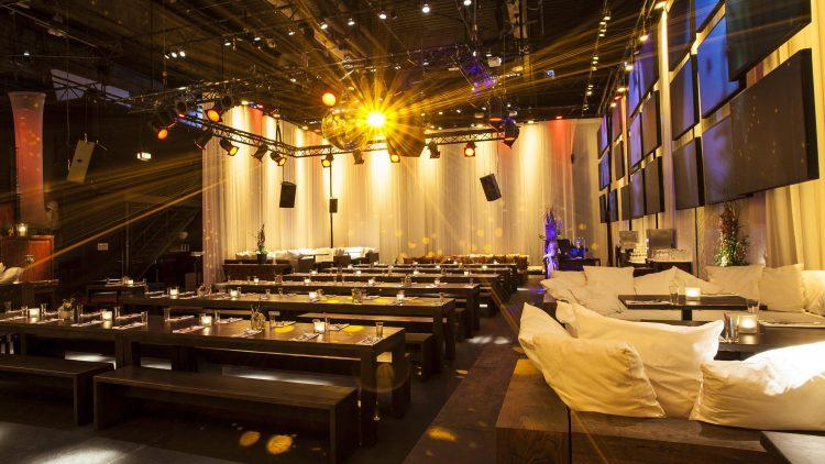 Das Clubrestaurant Spindler & Klatt war vor 10 Jahren noch das erste seiner Art in Berlin...