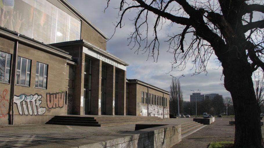 Die Geschäftsstelle des Sportclub Berlin e.V. befindet sich direkt am Sportforum Hohenschönhausen.