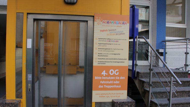 In der Spielsprachschule Abrakadabra wird spielerisch Französisch, Spanisch, Englisch und Deutsch gelernt.
