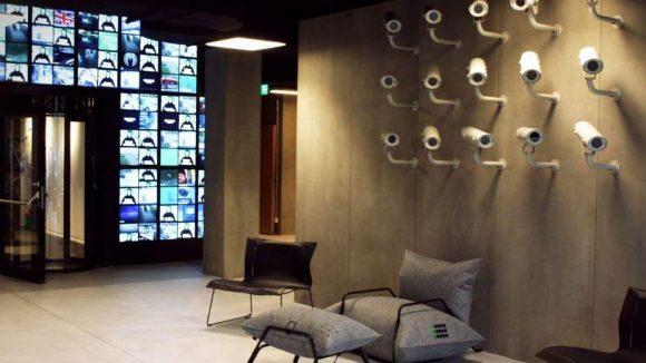 Kamera an. Im neuen Spy-Museum werden die Besucher streng überwacht.