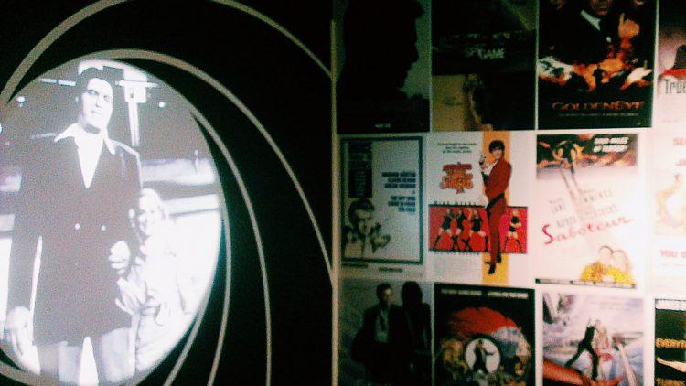 Auf den Spuren von James Bond im Spy Museum.