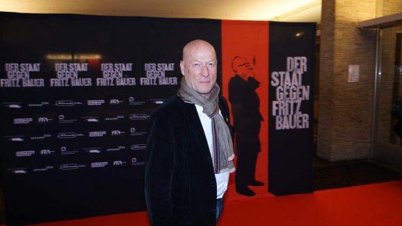 Filmproduzent Joachim Baron von Vietinghoff.