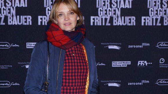 """Laura Tonke spielte gerade in der Tragikkomödie """"Hedi Schneider steckt fest"""" die Hauptrolle."""