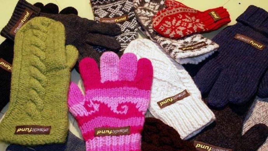 Handschuh sucht Partner - stadtfund fordert Mut zum Handschuhmix!