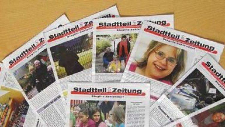 Ganz nah am Menschen: Die Stadtteilzeitung Steglitz-Zehlendorf.