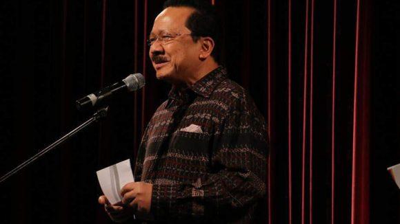 Es sprach der indonesische Botschafter Dr.-Ing. Fauzi Bowo.