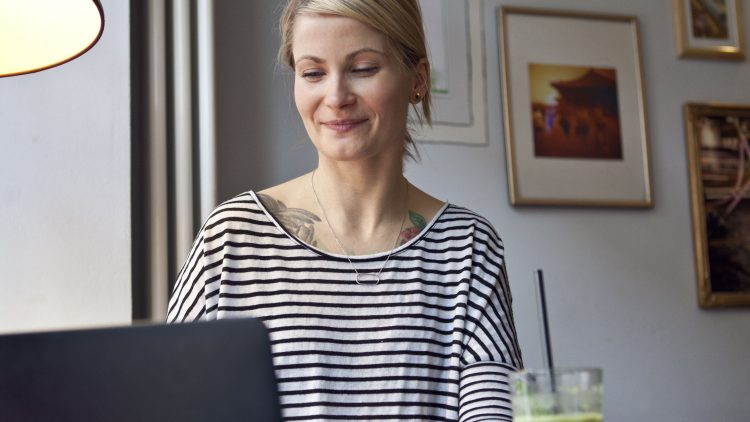 The Green Market-Gründerin Stefanie Witt.
