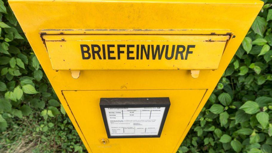 Stille Post. In Charlottenburg gibt es Probleme bei der Briefzustellung.