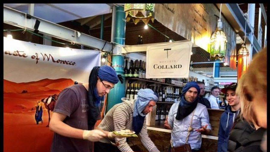Beim Street Food Thursday erwartet die Besucher der Markthalle Neun viel kulinarische Abwechslung.