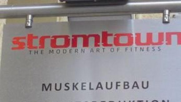 Fit mit Elektro-Muskel-Stimulation im Stromtown-Fitnessstudio.