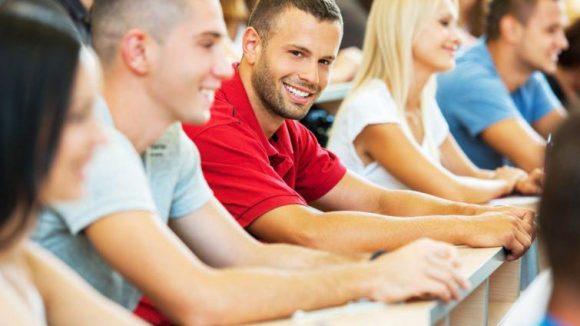 Bald werden auch auf dem neuen Campus in den Annenhöfen Studenten Einzug halten.