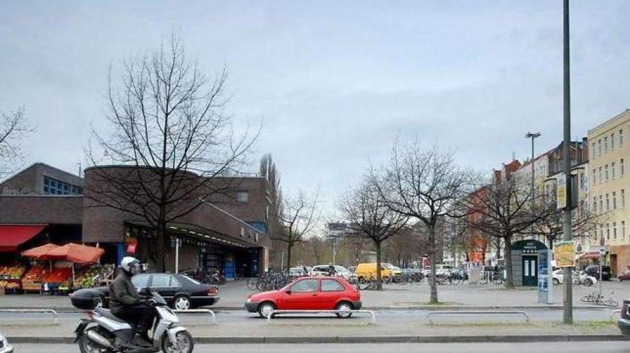 Der Stuttgarter Platz mit dem S-Bahnhof Charlottenburg ist ein Brennpunkt der Drogenszene.