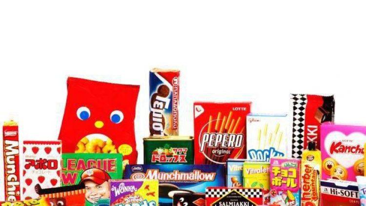 Der Süßigkeiten-Laden Sugafari hat ein wahrhaft globales Sortiment im Angebot.
