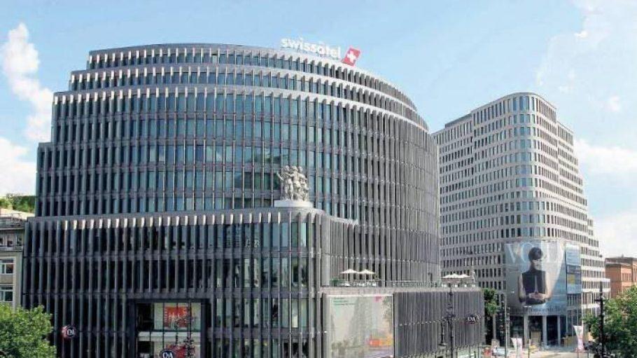 Auch das futuristische Swissotel am Ku'damm könnte Teil des neuen Shipping-Centers werden.