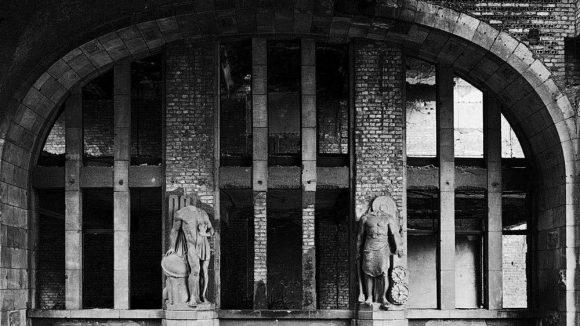 """Das """"Tacheles"""" ist als Kunsthaus europaweit bekannt."""