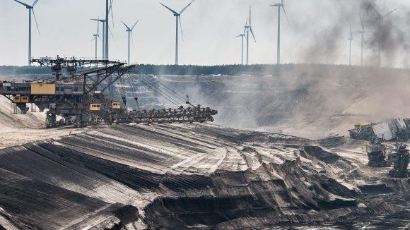 Hier soll der größte Tagebau der Region entstehen: im Tagebau Cottbus-Nord.