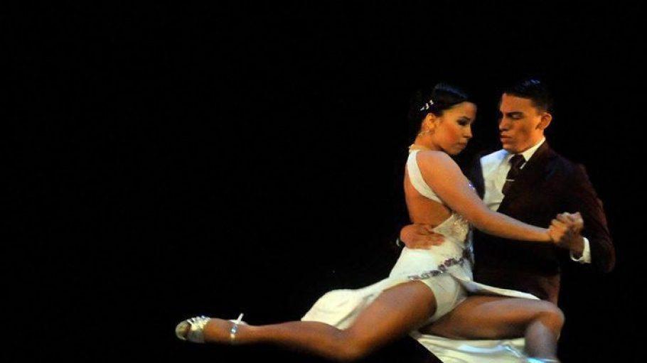 Tango auf höchstem Niveau können Besucher der Tangonale am Wochenende in der ufaFabrik live erleben.