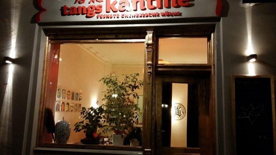 Tangs Kantine liegt in der schmucken Dieffenbachstraße mitten im Graefekiez.