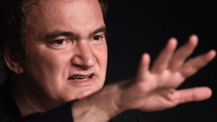 Gehört zu den ganz Großen Hollywoods: Quentin Tarantino.