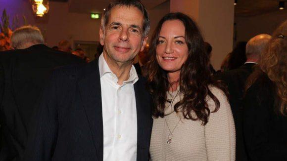 Unter den Gästen waren Schauspielerin Natalia Wörner und Martin Hoffmann, Intendant der Stiftung Berliner Philharmoniker.